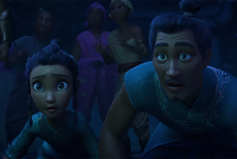 Raya and the Last Dragon Sneak Peek Features New Original Song from Jhené Aiko