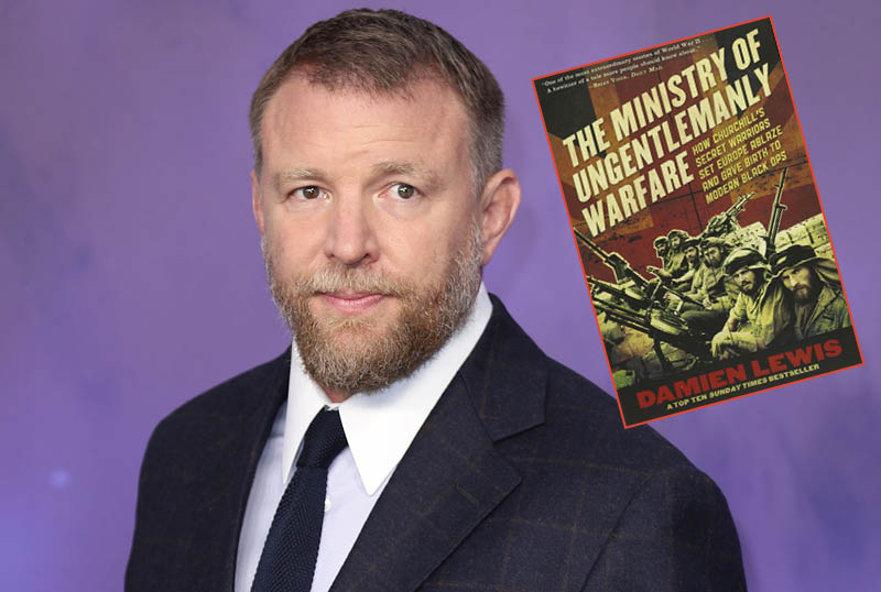Paramount Taps Guy Ritchie for Ministry of Ungentlemanly Warfare
