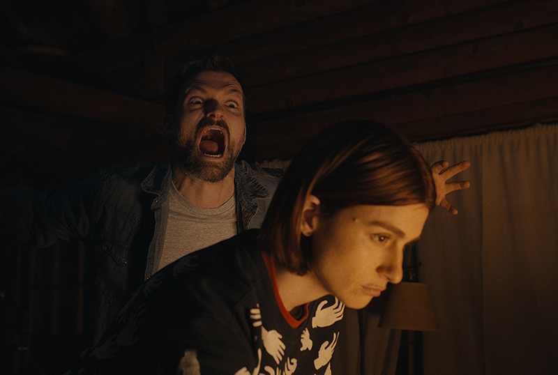 Blu-ray & DVD Details Revealed for Josh Ruben's Scare Me!
