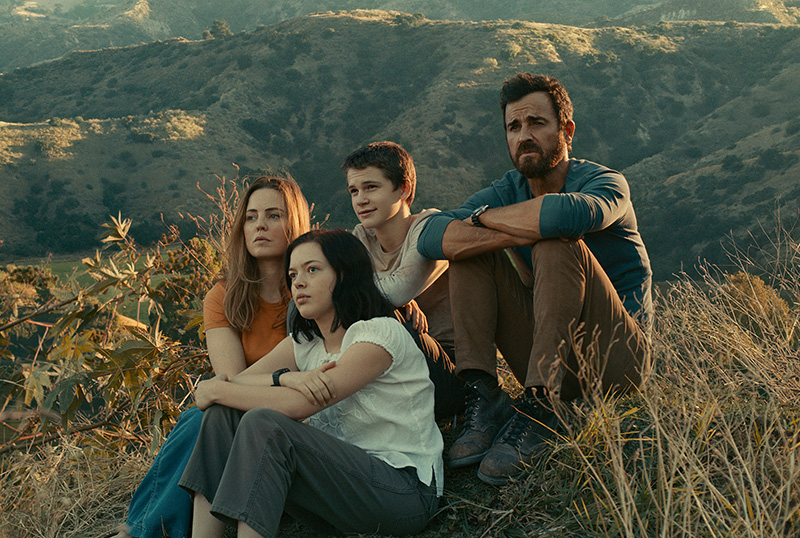 The Mosquito Coast Teaser: Justin Theroux Leads Apple TV+ Adaptation