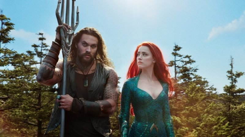 Aquaman Sequel Aiming For aSummer 2021 Production Start