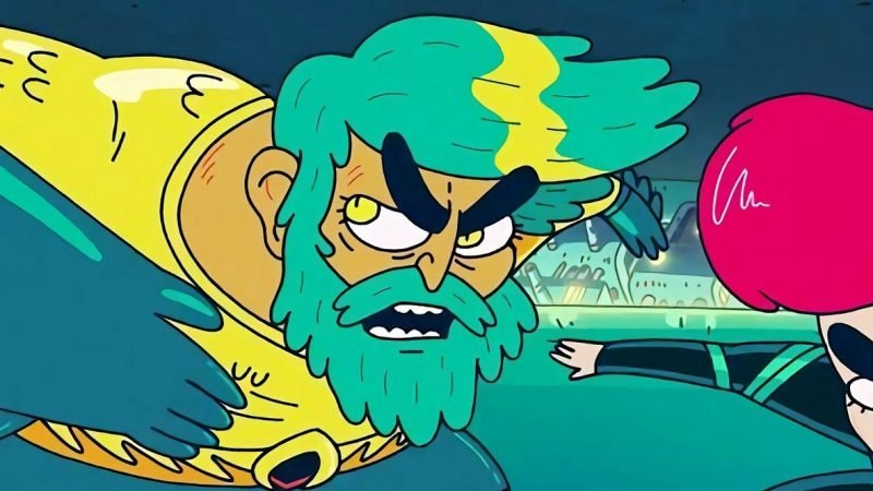 Aquaman: King of Atlantis Photo Reveals First Look at New Animated Miniseries