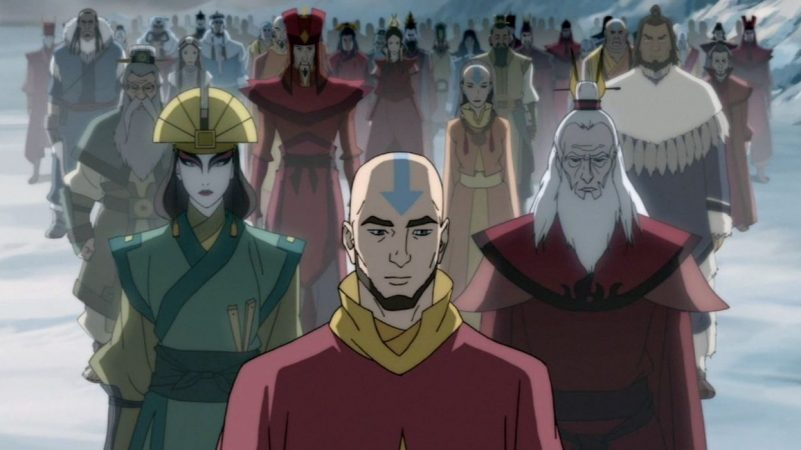 Avatar: The Last Airbender Animated Film in the Works From Avatar Studios