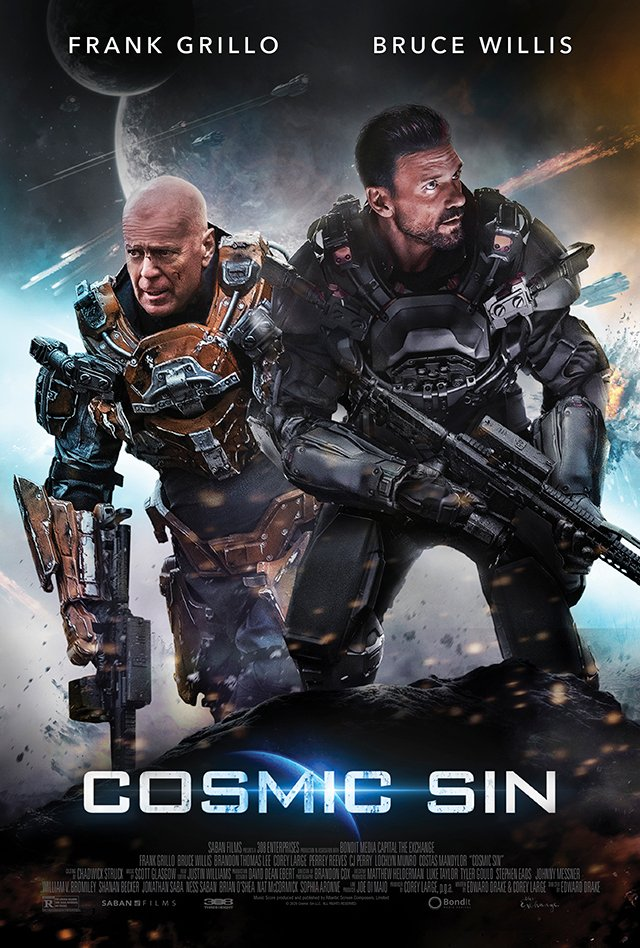 Image result for COSMIC SIN | Official Trailer | Paramount Movies