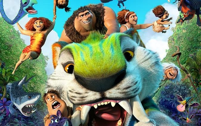 The Croods: A New Age Blu-ray and Digital Release Dates Revealed!