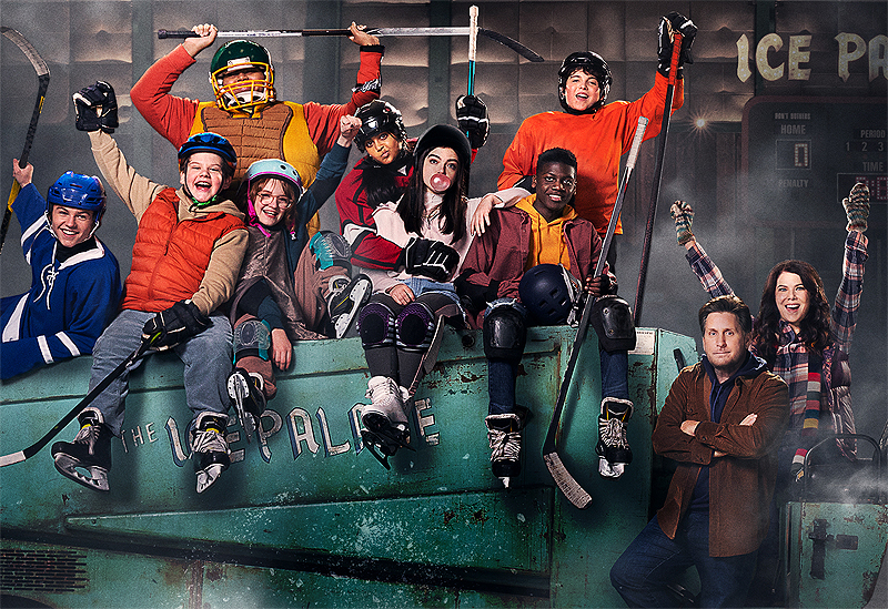 The Mighty Ducks: Game Changers Trailer and Key Art Debut!