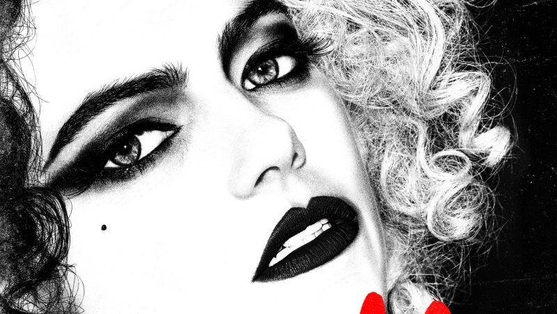 First Cruella Poster Arrives Ahead of Trailer Debut Tomorrow!