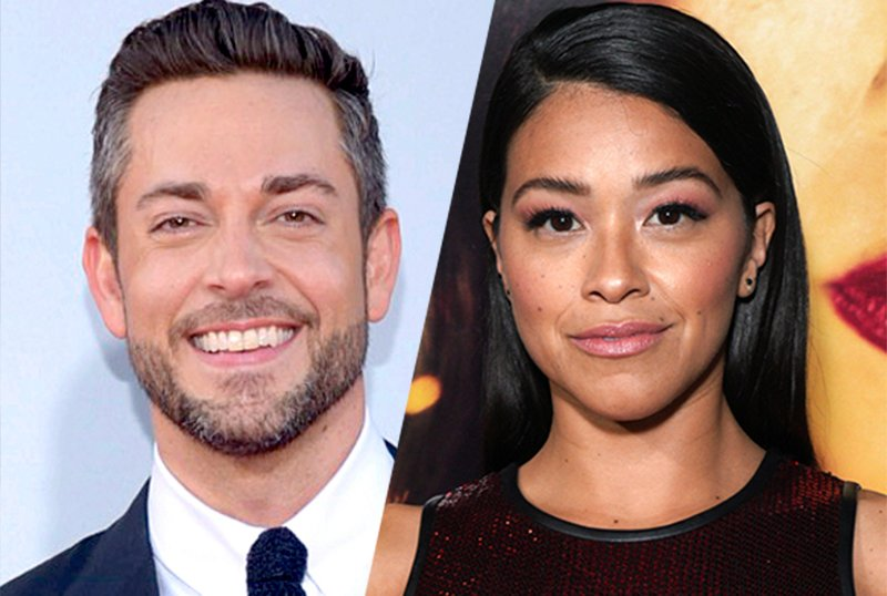 Lost and Found: Zachary Levi & Gina Rodriguez to Star in Amazon's New Comedy Adventure