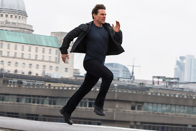 Christopher McQuarrie Shares Production Photo from Mission: Impossible 7