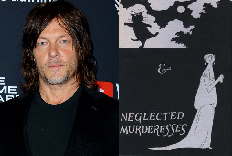 Neglected Murderesses: Norman Reedus Developing Adaptation for AMC
