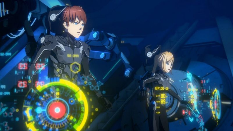 Pacific Rim: The Black Trailer Previews Netflix's Newest Anime Series
