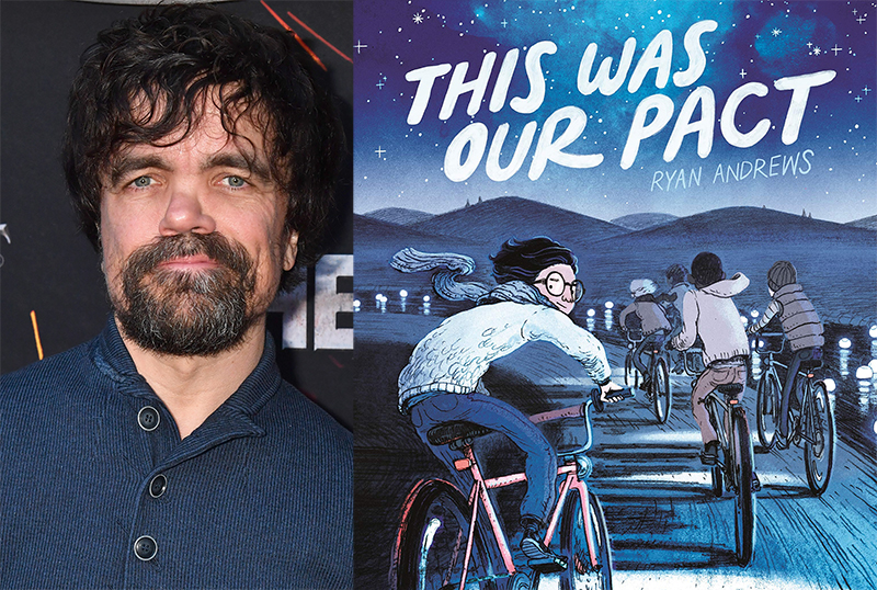 This Was Our Pact: Peter Dinklage to Produce & Star in Animated Feature Adaptation