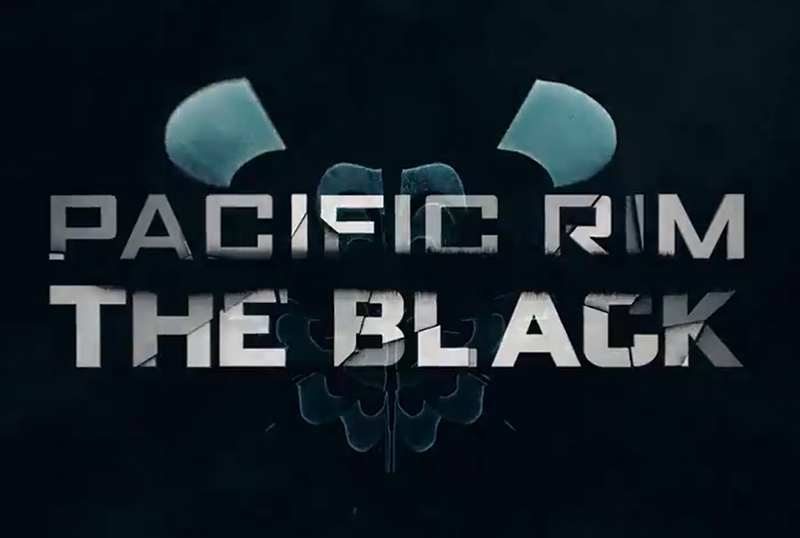Pacific Rim: The Black Teaser & Netflix Premiere Date Released for Animated Series