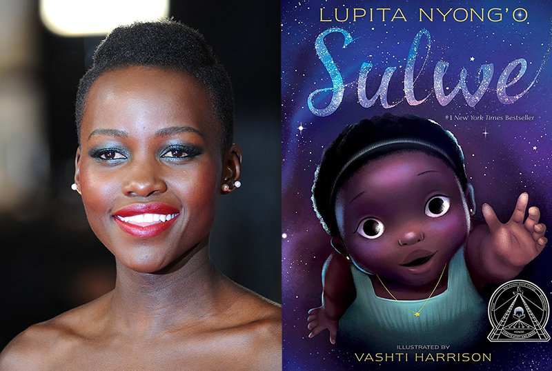 Sulwe: Netflix to Adapt Lupita Nyong'o Children's Book Into Animated Musical Film
