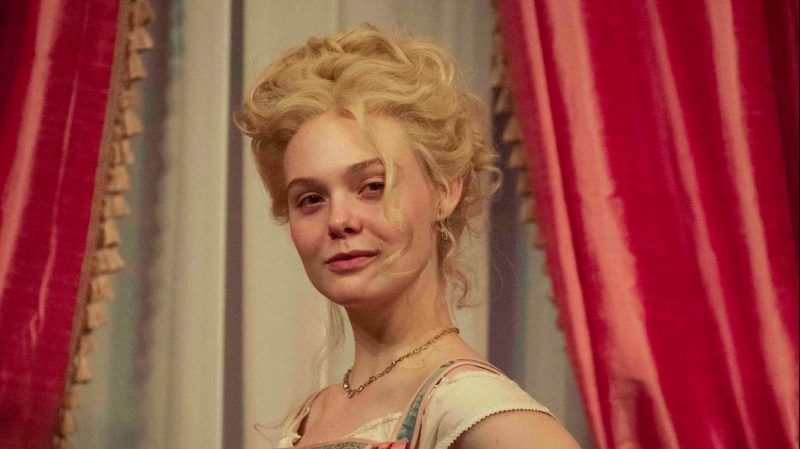 Elle Fanning is a Pregnant Empress in The Great Season 2 First-Look