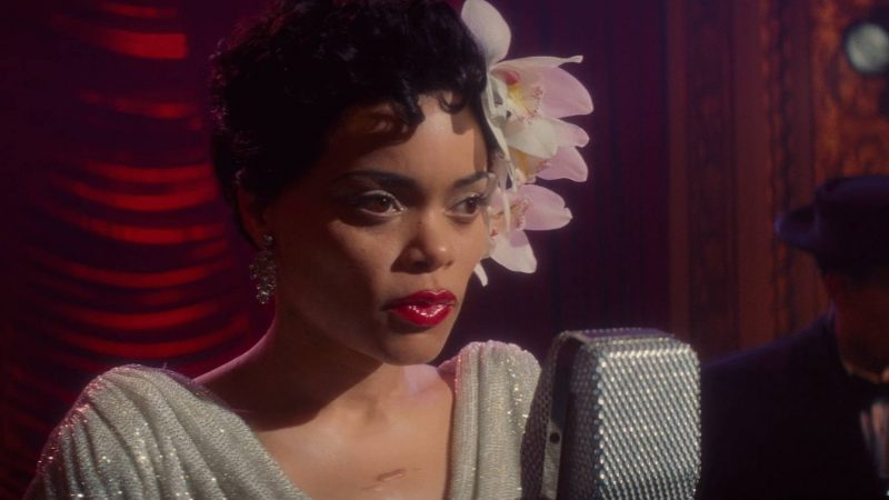 The United States vs. Billie Holiday Clip: Andra Day Performs Strange Fruit