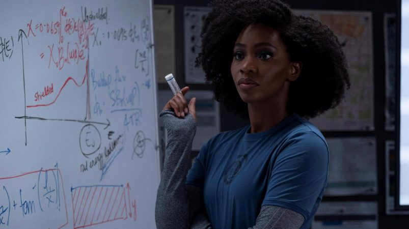 WandaVision: Teyonah Parris Excited For the Aerospace Engineer Reveal