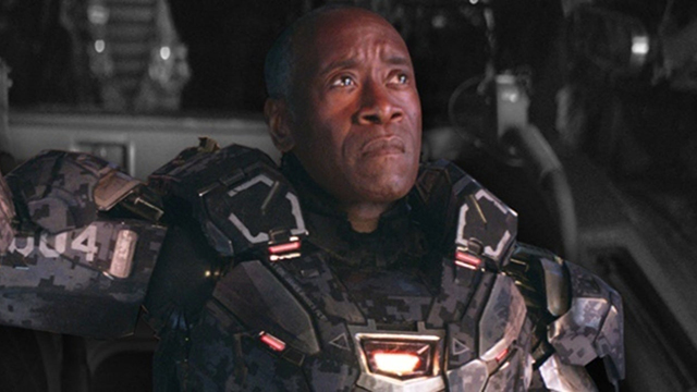 Don Cheadle's War Machine to Appear in Falcon and the Winter Soldier