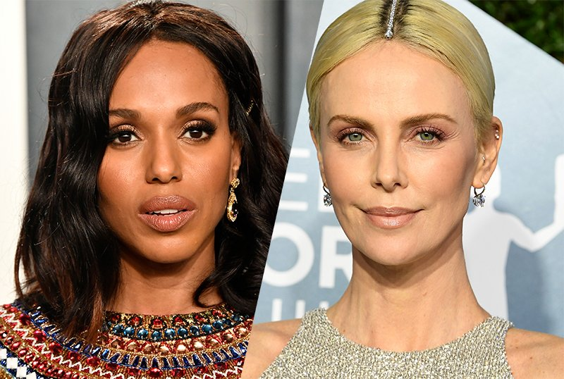 Netflix's The School for Good and Evil Adds Kerry Washington & Charlize Theron