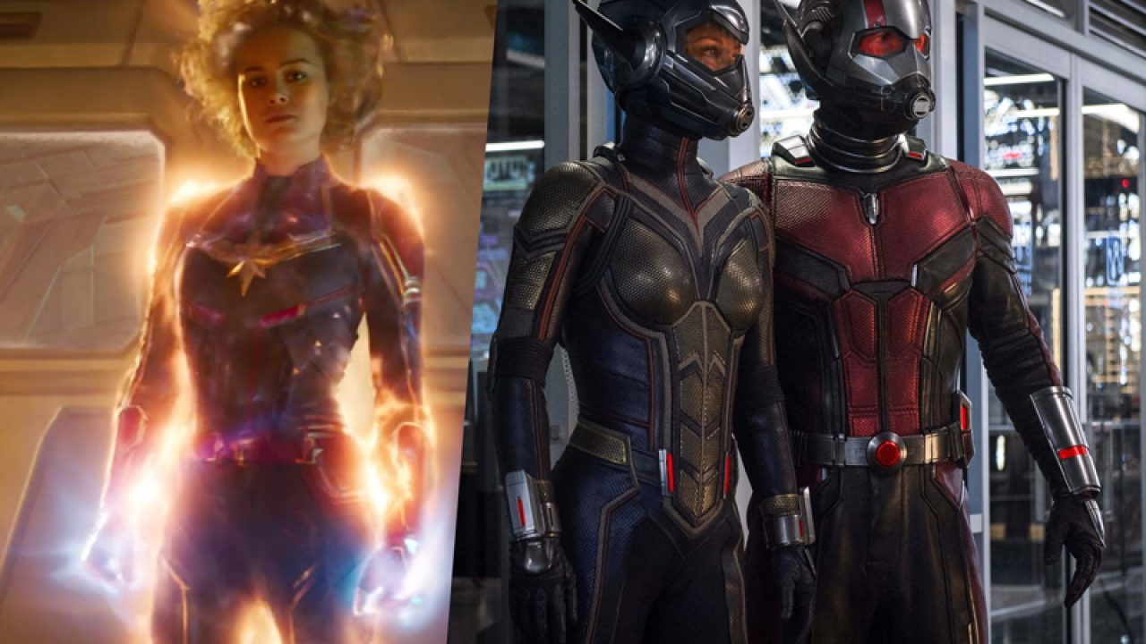 Captain Marvel 2 & Ant-Man 3 Reportedly Set to Start Filming in May