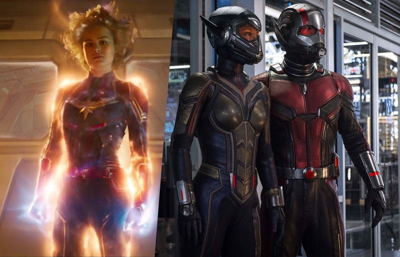 Captain Marvel 2 & Ant-Man 3 Reportedly Set to Start Filming