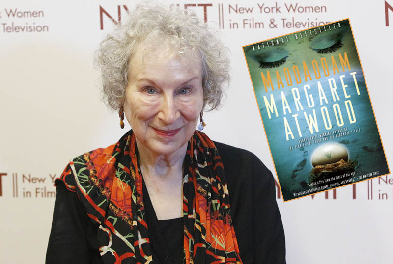 Margaret Atwood's Maddaddam Trilogy Series in the Works at Hulu
