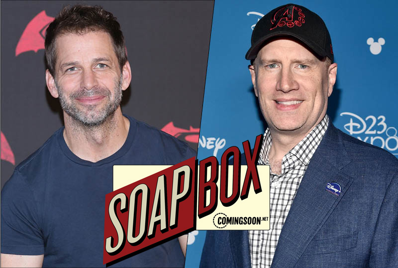 CS Soapbox: DCEU Fans Really Just Want Their Own Kevin Feige