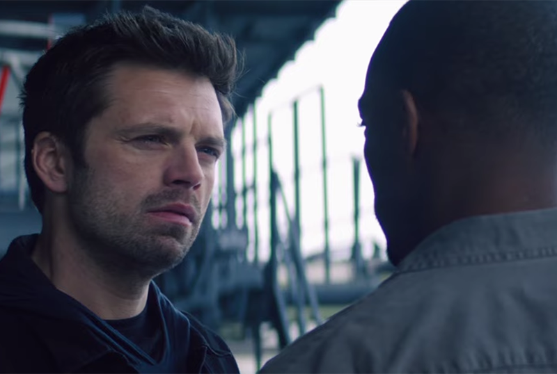 New Falcon and the Winter Soldier Clip Pokes Fun at The Big Three Villains of MCU