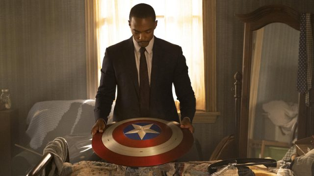 Listen to Henry Jackman's First The Falcon and The Winter Soldier Track