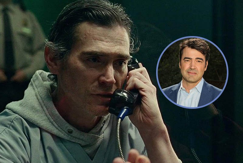 Ron Livingston Replacing Billy Crudup as Henry Allen in The Flash