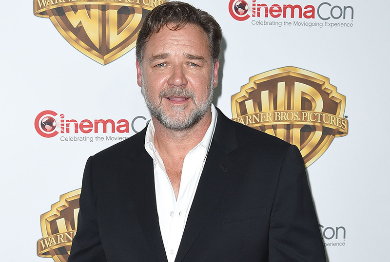 Russell Crowe to Appear in Thor: Love and Thunder!