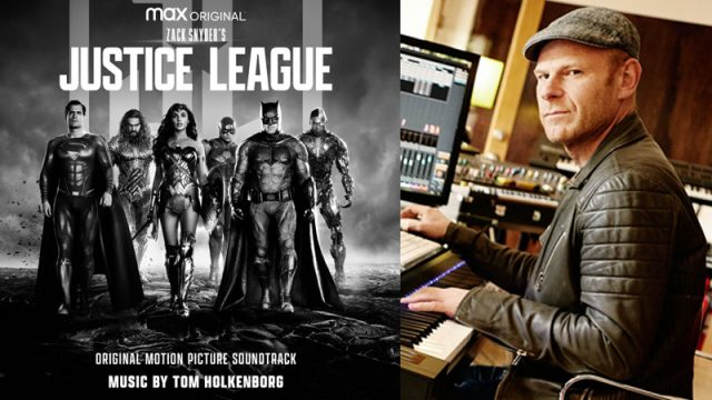 """CS Interview: Tom Holkenborg on Crafting the """"Mount Everest"""" of Film Scores for Justice League"""