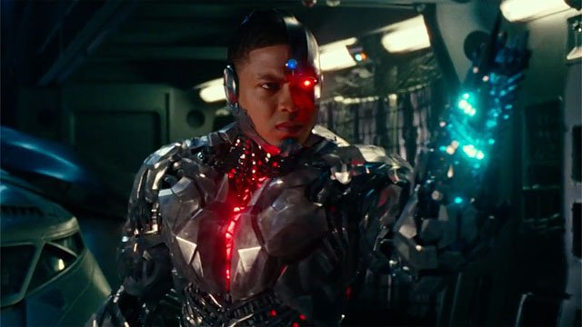 Ray Fisher Addresses Cyborg's Removal From The Flash Movie