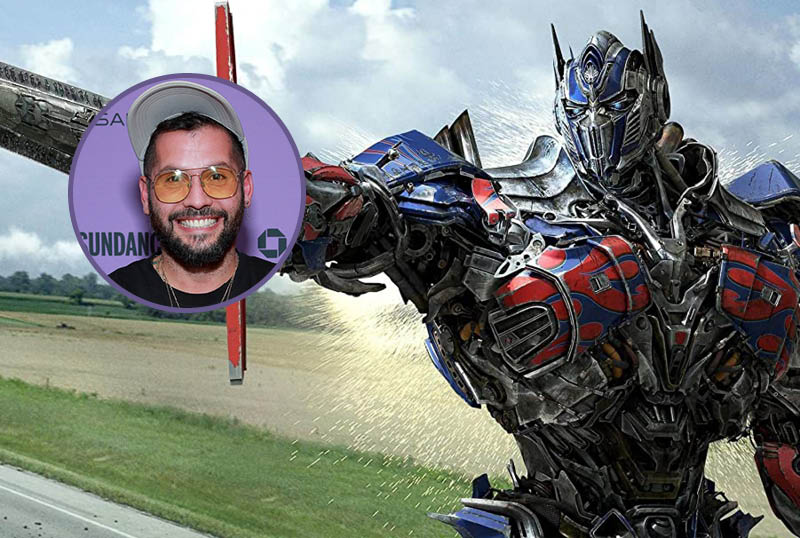 Paramount Taps Angel Manuel Soto to Helm New Transformers Movie