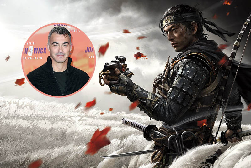 Sony & Chad Stahelski Teaming for Ghost of Tsushima Film Adaptation