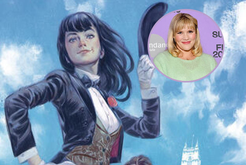 Promising Young Woman's Emerald Fennell to Pen Zatanna at DC Films