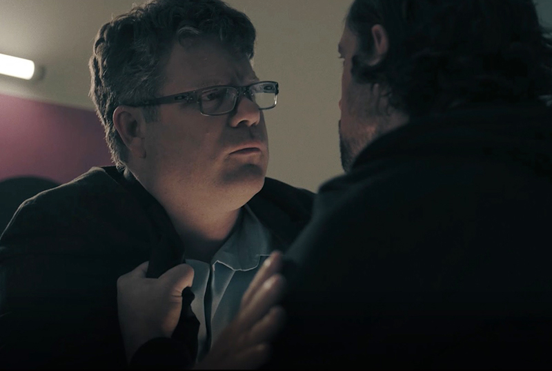 Exclusive Adverse Clip Starring Sean Astin & Thomas Nicholas in the New Crime Thriller