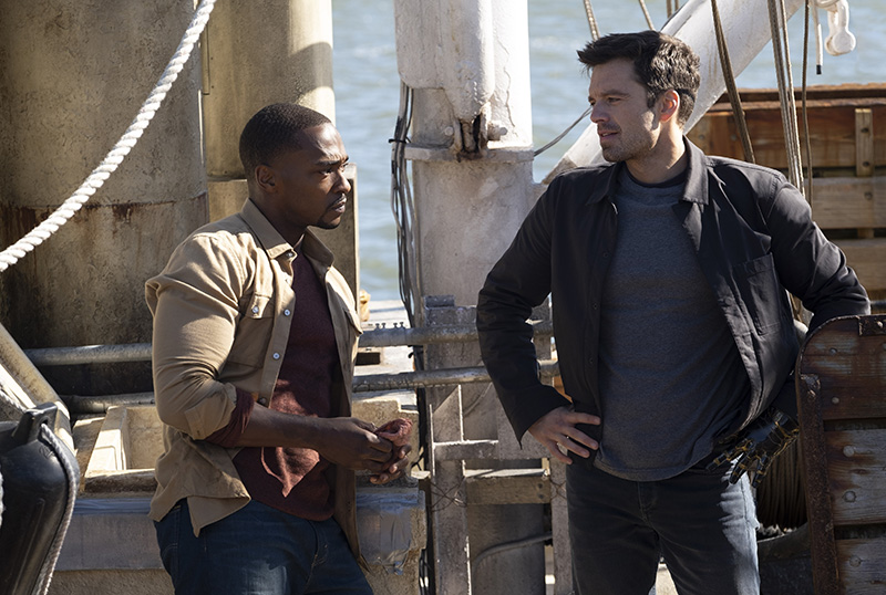 CS Interview: The Falcon and The Winter Soldier Head Writer Malcolm Spellman