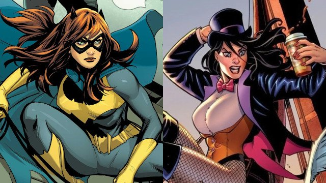 Batgirl and Zatanna Are Coming To HBO Max