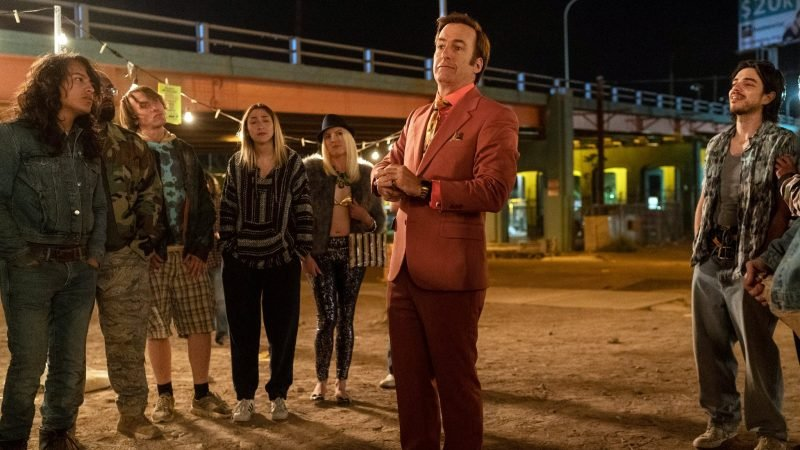 Slippin' Jimmy: Better Call Saul Animated Spinoff in the Works