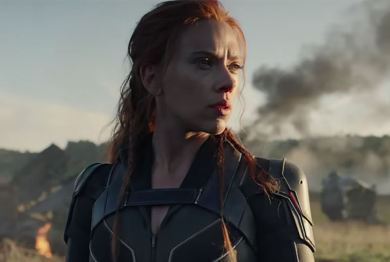 """Disney CEO Says Black Widow Release Will Be """"Last-Minute"""" Decision"""