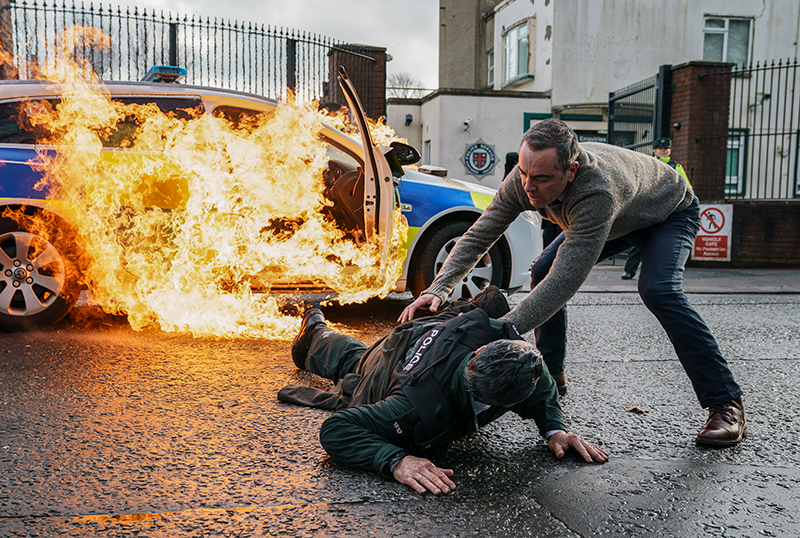 Exclusive Bloodlands Clip From Acorn TV's Gritty Irish Crime Thriller