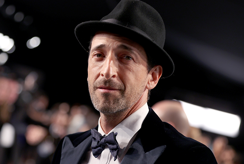 Adrien Brody to Play Pat Riley in HBO's Los Angeles Lakers Drama Series