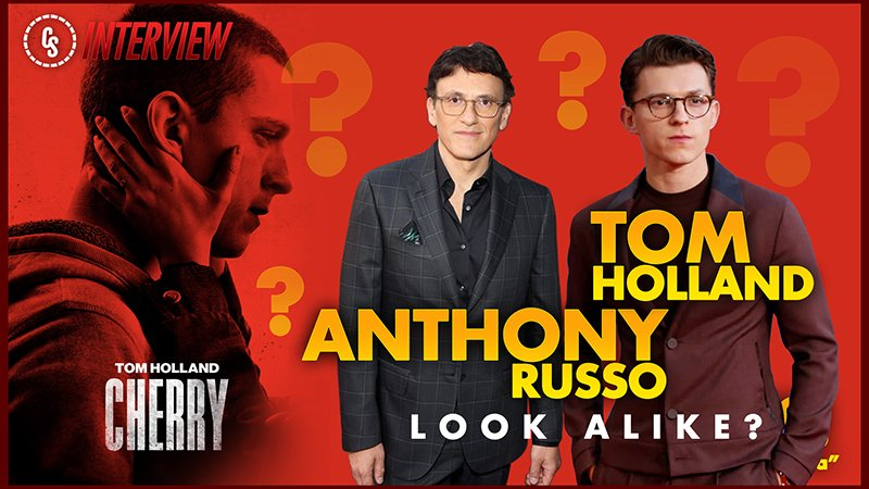 CS Video: Tom Holland & Anthony Russo Talk Their Resemblance!