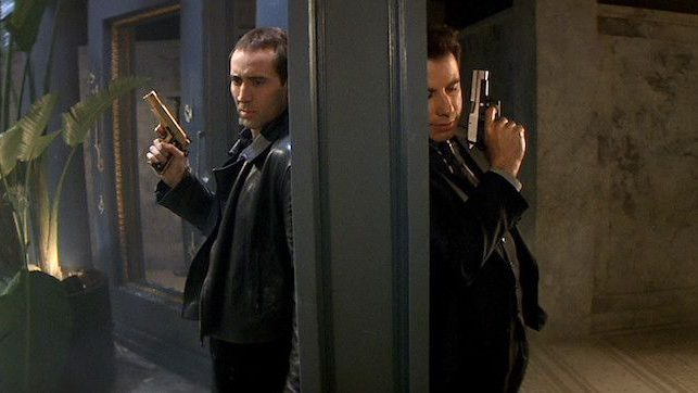 Face/Off 2: Adam Wingard Confirms Cage & Travolta are Interested in Returning