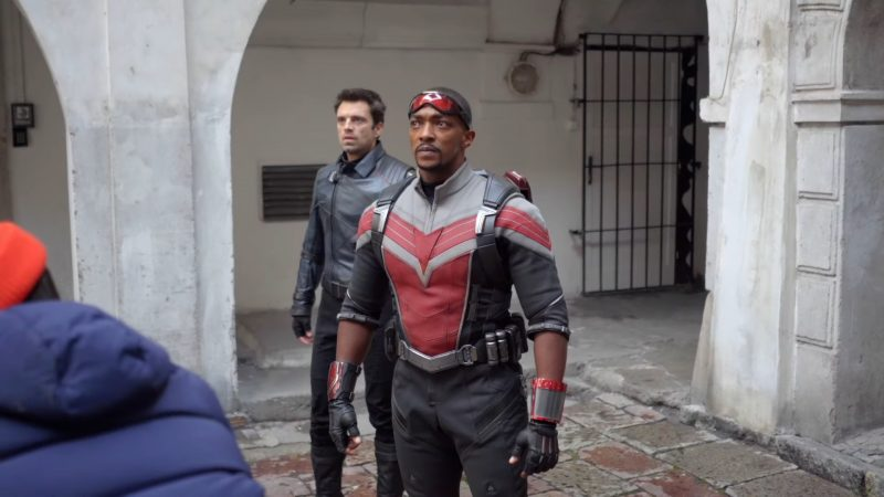 The Falcon and the Winter Soldier Featurette Highlights Mackie & Stan's Chemistry