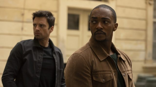 New Falcon and the Winter Soldier Featurette Continues the Legacy of the Shield
