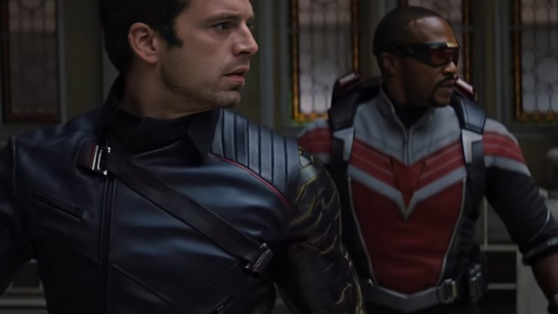 The Falcon and the Winter Soldier Final Trailer Teases Friday Premiere