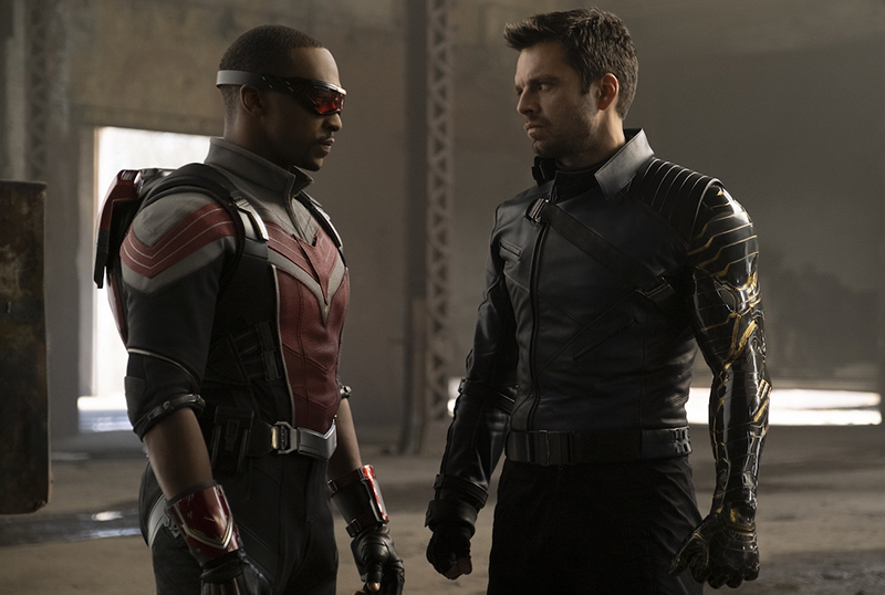 Mandatory Streamers: The Falcon and the Winter Soldier Is Here!