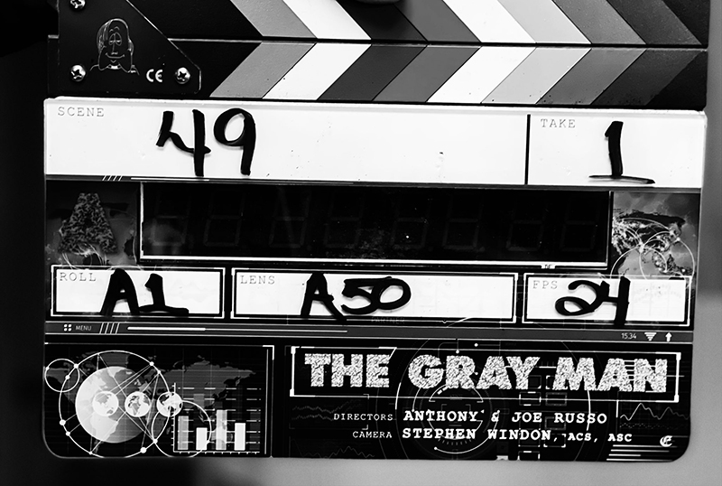 The Gray Man: Russo Brothers' Action-Thriller Begins Production